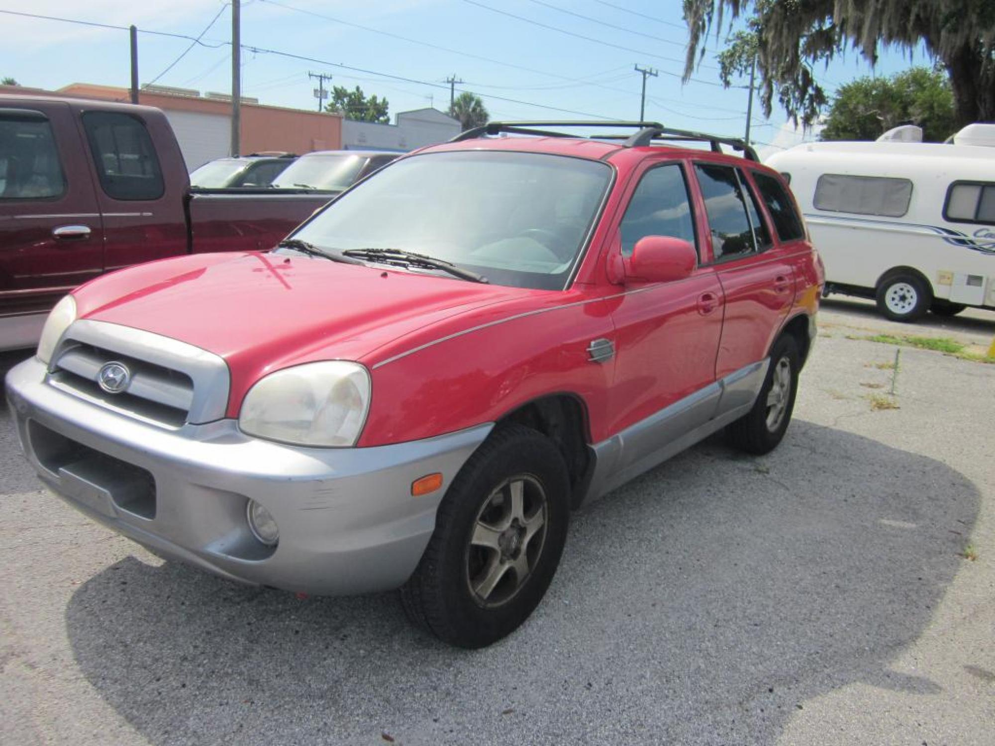 2004 hyundai santa fe for sale in tampa fl cargurus. Black Bedroom Furniture Sets. Home Design Ideas