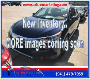 2016 Honda Accord Sdn Bradenton FL 3898 - Photo #1