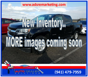 2017 Chevrolet Colorado Bradenton FL 3893 - Photo #1