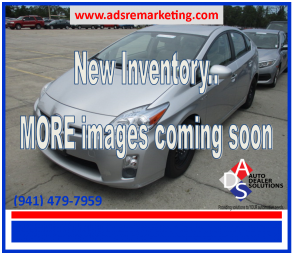 2011 Toyota Prius Palmetto FL 3786 - Photo #1