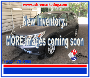2016 Honda CR V Palmetto FL 3817 - Photo #1