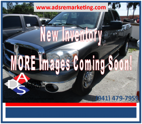 2007 Dodge Ram 2500 Palmetto FL 3583 - Photo #1
