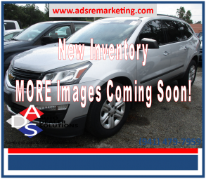 2014 Chevrolet Traverse Palmetto FL 3632 - Photo #1