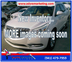 2017 Buick Enclave Bradenton FL 3888 - Photo #1