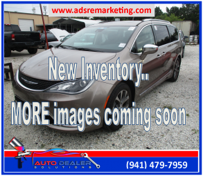 2017 Chrysler Pacifica Bradenton FL 4030 - Photo #1